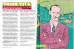 """Trash Talk (John Waters interview)"": Issue 392 (25 Oct - 7 Nov, 2011)"